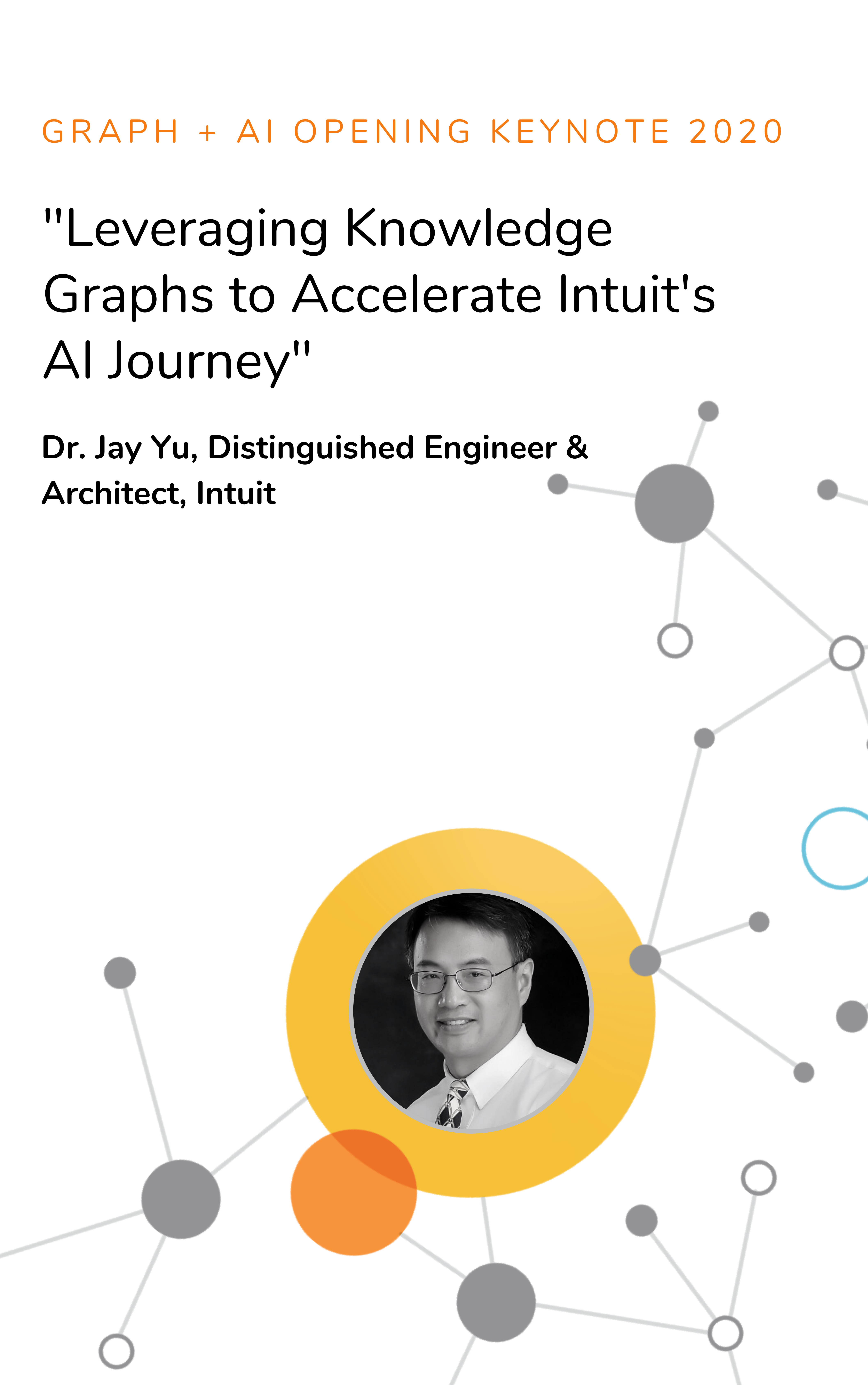 Dr. Jay Yu, Intuit
